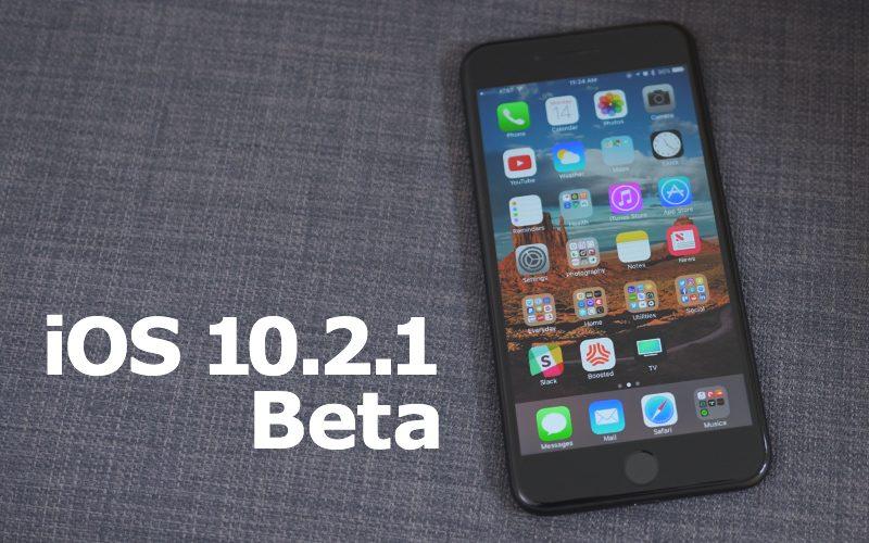 Apple vydal 3. betu iOS 10.2.1 a 2. bety watchOS 3.1.3 a tvOS 10.1.1 pro vývojáře