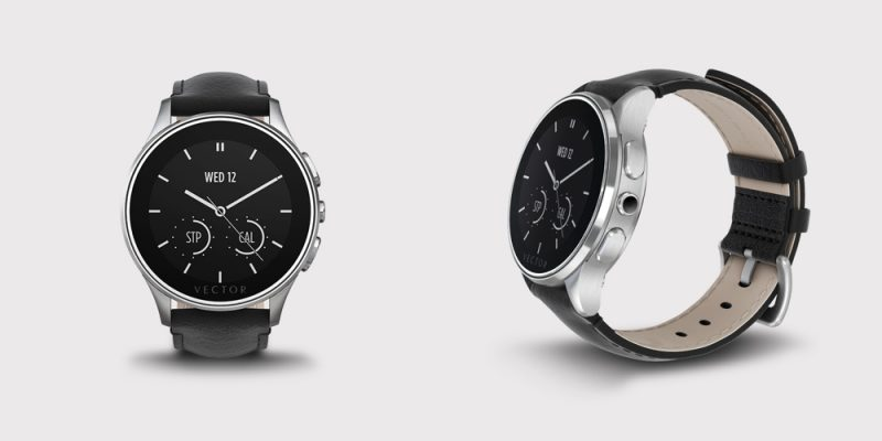 Fitbit Acquires European Luxury Smartwatch Maker Vector ...