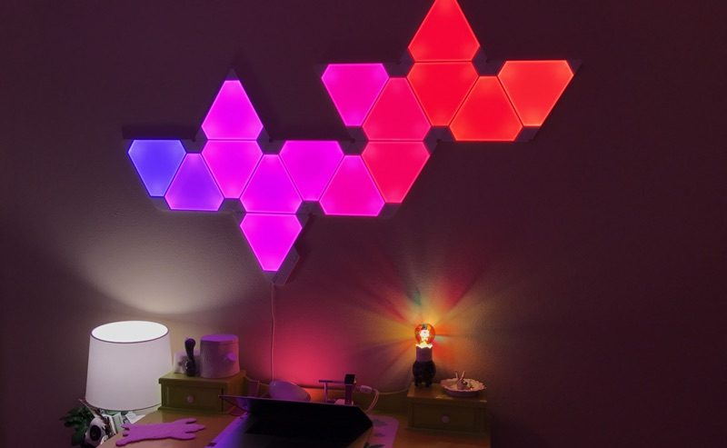 Review Nanoleaf S Aurora Smarter Kit Offers Awesome