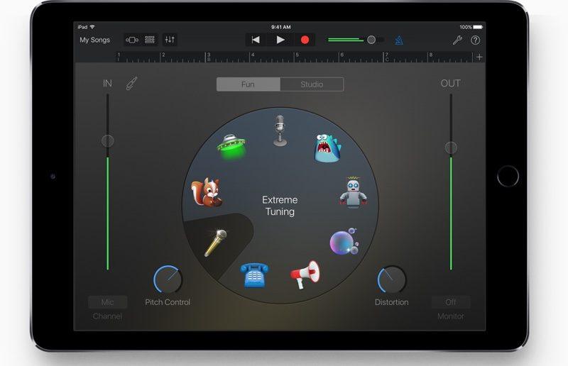 apple 39 s logic pro x for mac and garageband for ios receive major updates mac rumors. Black Bedroom Furniture Sets. Home Design Ideas