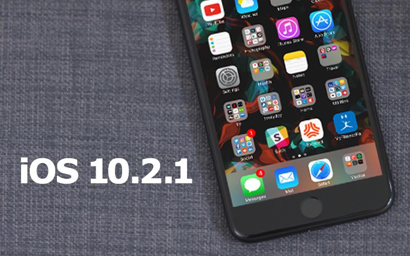 Apple vydal finální verze iOS 10.2.1, macOS 10.12.3, watchOS 3.1.3 a tvOS 10.1.1