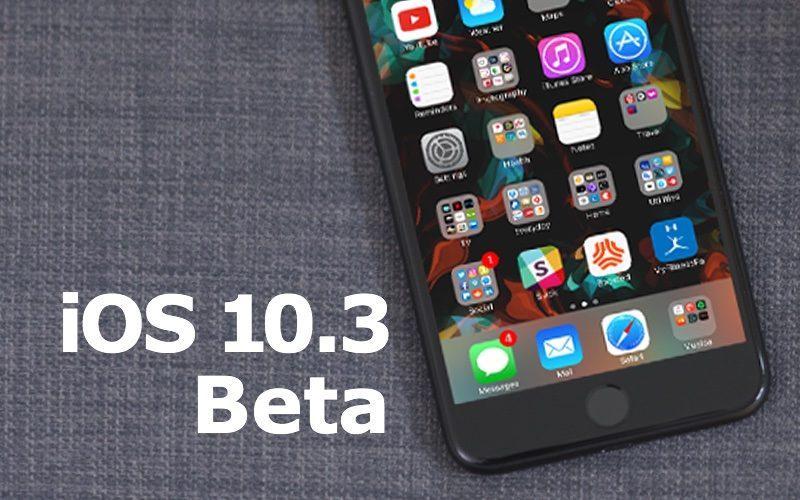 Apple vydal 2. bety iOS 10.3, watchOS 3.2 a tvOS 10.2 pro vývojáře