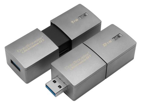 CES 2017: Kingston Announces 2TB DataTraveler USB Flash Drive