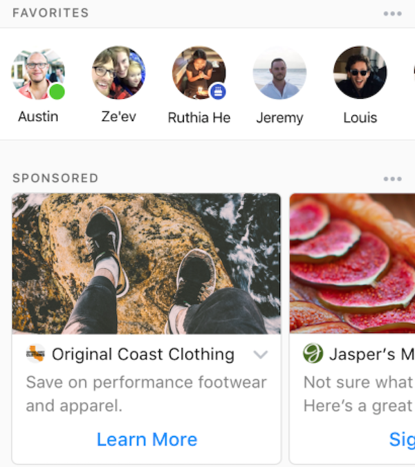 If You Use Messenger, Prepare to Start Seeing Ads