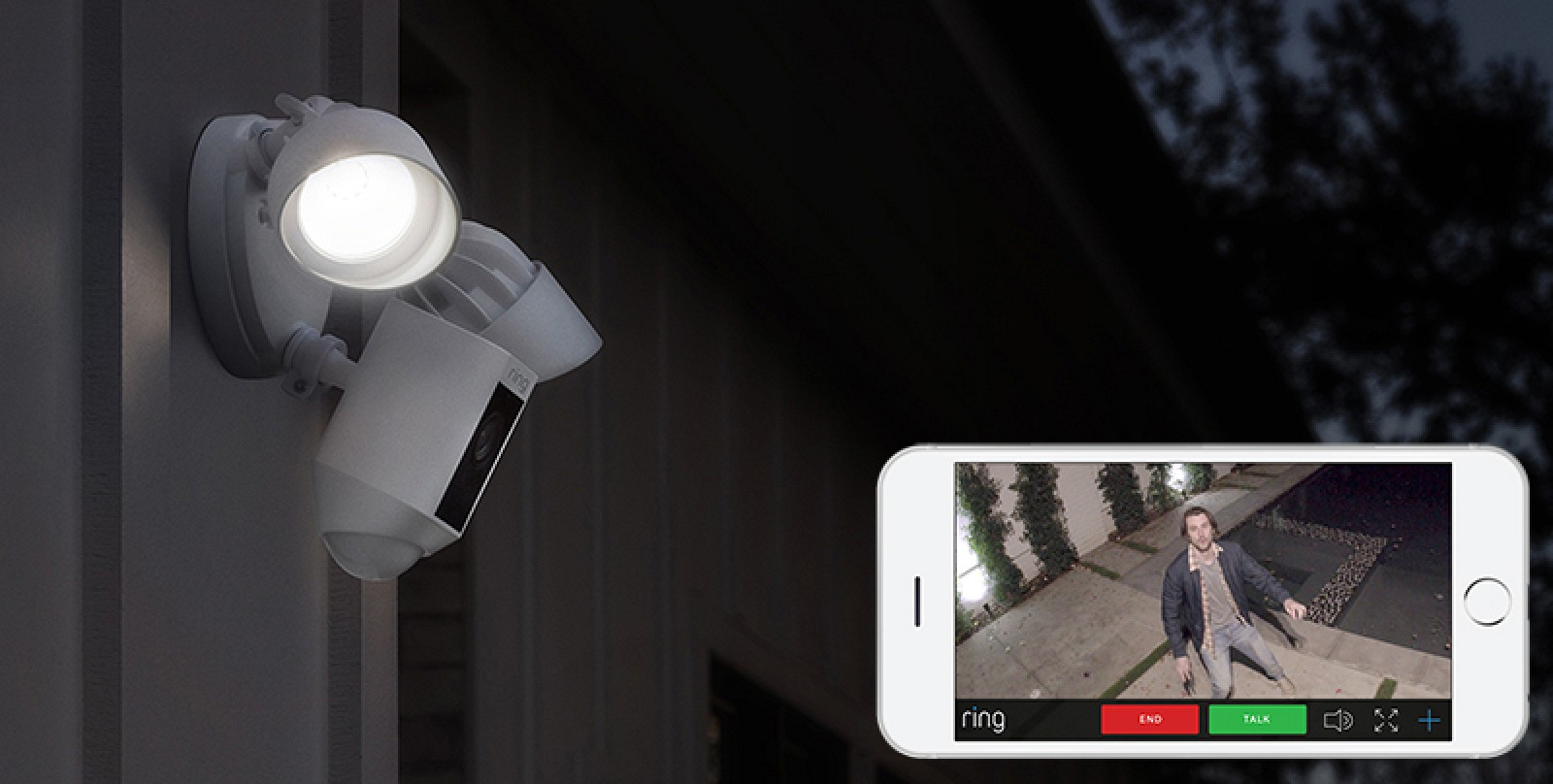 Ces 2017 Ring Launches Motion Activated Security Camera