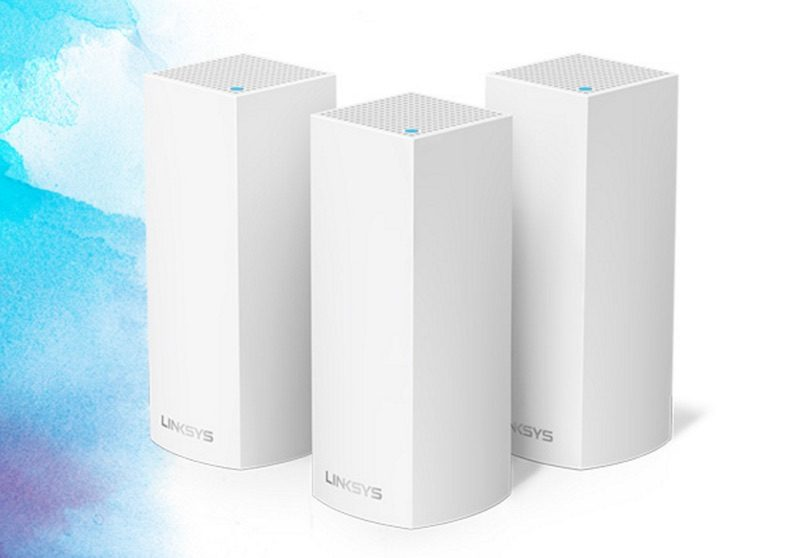 Ces 2017 Linksys Reveals Velop Router System With Lag
