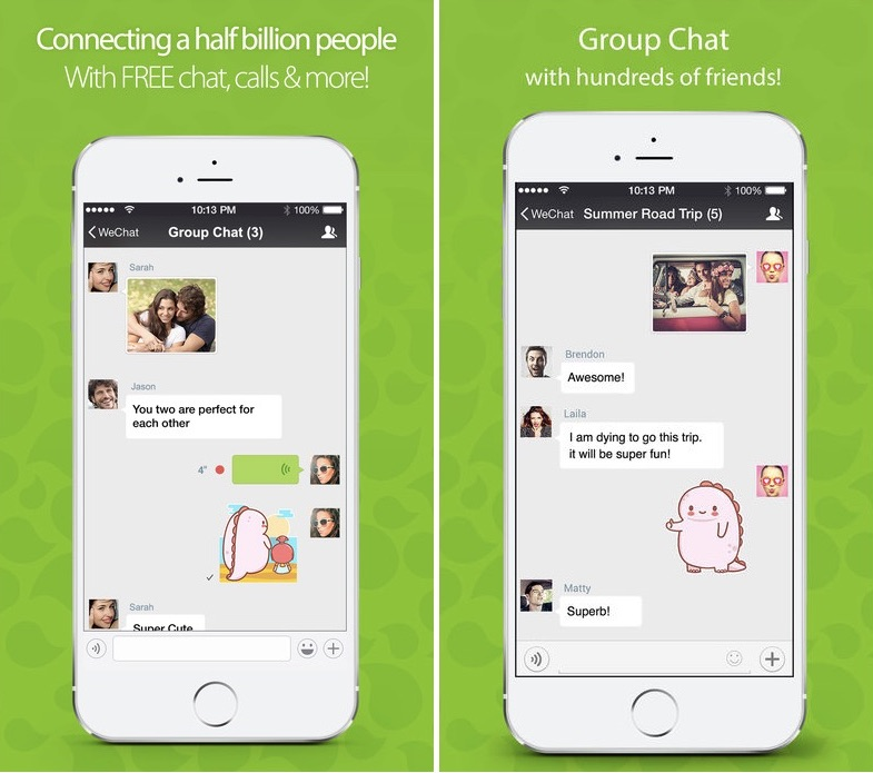 wechat users again allowed to send tips after apple and tencent reach deal