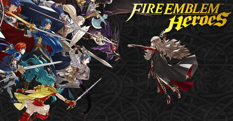 nintendo has earned 400m from fire emblem heroes on mobile devices