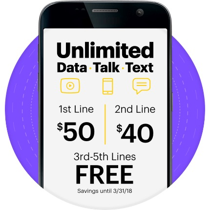 Verizon bringing back unlimited data plan