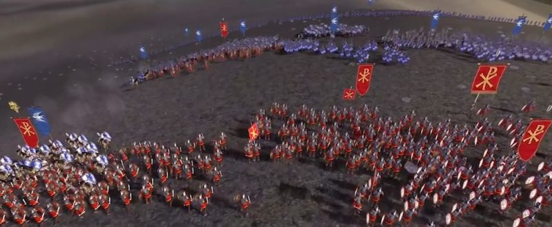 Epic Strategy Classic 'Rome: Total War - Barbarian Invasion' Released on iPad