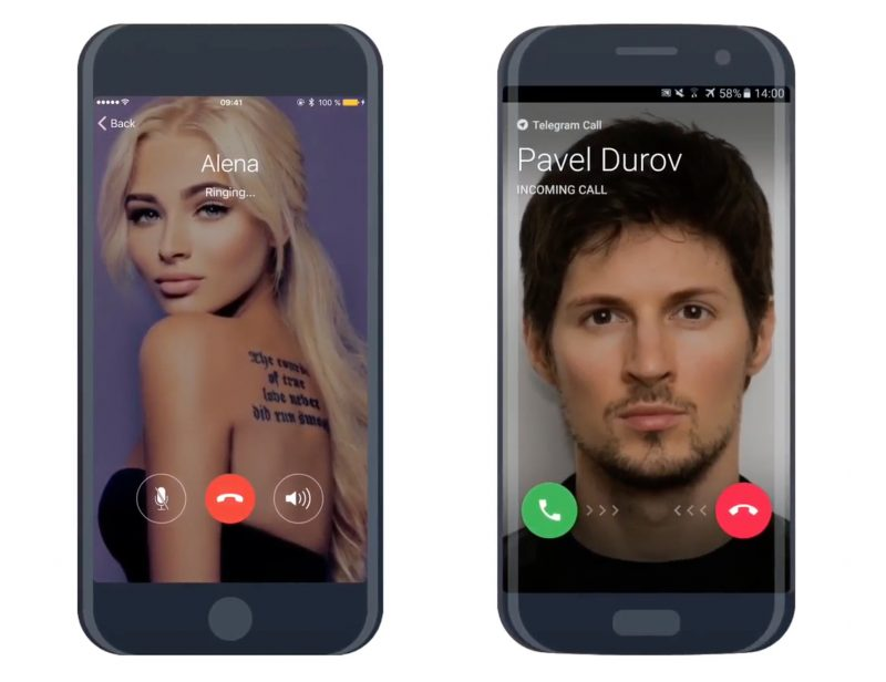 Telegram Messaging Platform Introduces Encrypted Voice Calling Feature