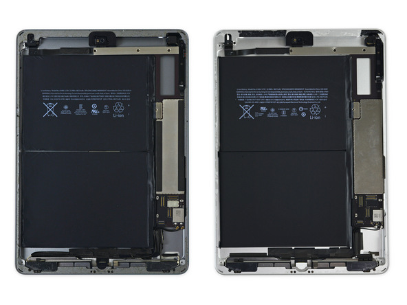 Teardown shows new iPad bears strong resemblance to original iPad Air
