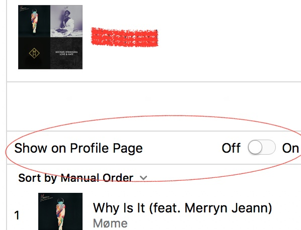 Apple Releases Revised Version of iTunes 12.6, Eliminates Strange 'Profile Page' Toggle