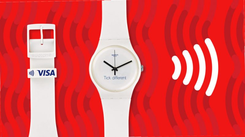 Swatch ticks Apple off with