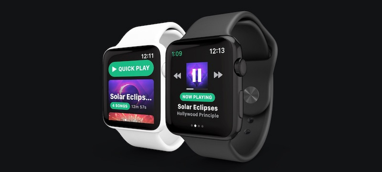 Spotify Coming To Apple Watch Thanks to Partnership With ...