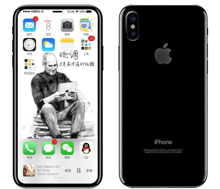 Apple Prepares A Major Redesign For The iPhone 8