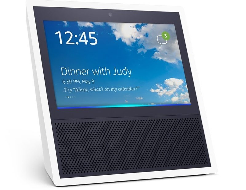 Facebook Smart Speaker Coming Next Year With 15-inch Touch Panel