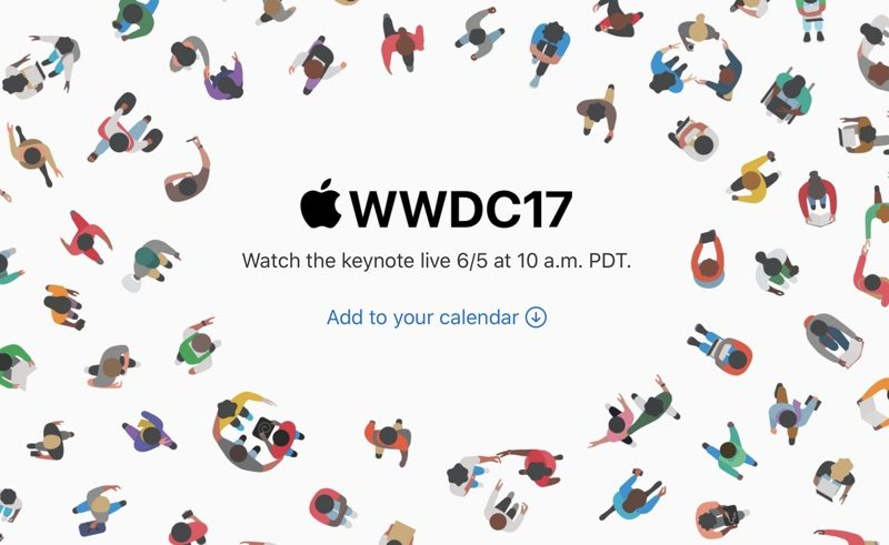Apple Confirms June 5 WWDC Keynote Will Be Live Streamed