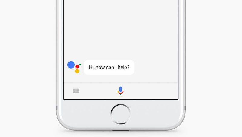 Google I/O 2017: Assistant on iOS, Bluetooth Streaming on Google Home, and Easy Sharing With Photos