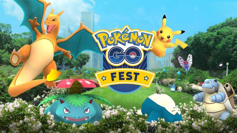 Niantic Refunds Guests as Pokémon Go Fest Plagued by Network Problems and Game Bugs
