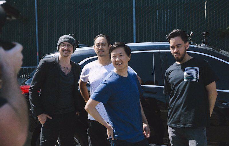 Linkin Park's Chester Bennington Filmed Carpool Karaoke Episode For Apple Music Just Days Before His Death