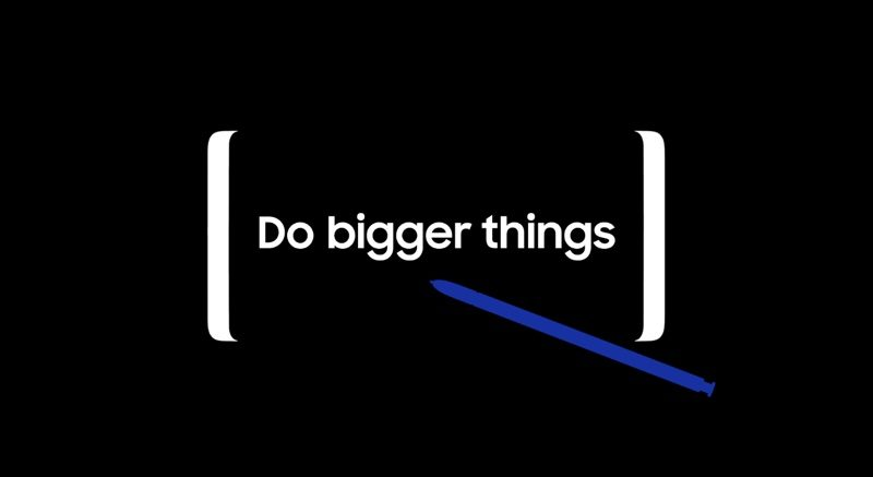 Samsung's Galaxy Note 8 Expected to Debut at Upcoming August 23 Event