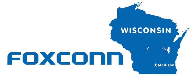 foxconn s wisconsin plant pivoting from large to small medium displays in cost cutting measure