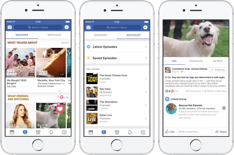 facebook watch platform to launch dedicated news section