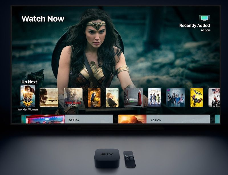 Apple Announces 'Apple TV 4K' With 4K and HDR Video Powered by Faster A10X Chip