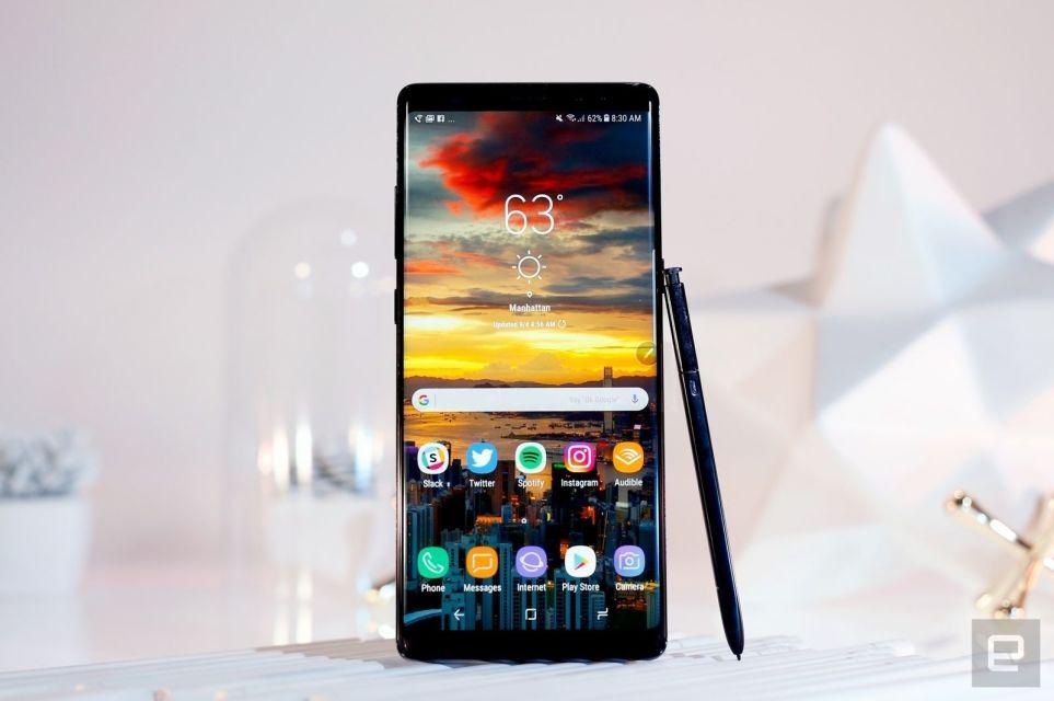 Samsung Galaxy Note 8 Reviews:'Beautiful' Display and Solid Dual Rear Cameras at Premium Price Samsung Galaxy Note 8 Reviews:'Beautiful' Display and Solid Dual Rear Cameras at Premium Price dims