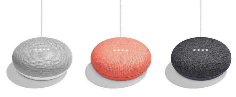 google home mini s latest firmware update brings back some disabled touch controls
