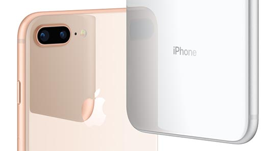 Iphone X Vs Iphone 8 And 8 Plus Display Sizes Cameras