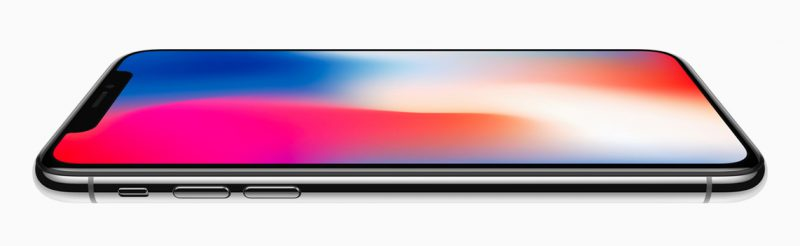 Apple Announces 5.8-inch 'iPhone X' With Super Retina OLED Edge-to-Edge Display