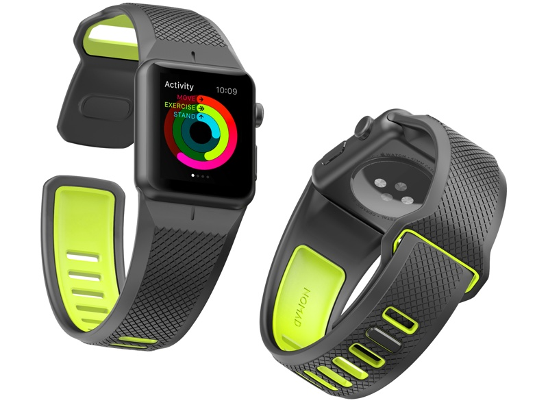 MacRumors Giveaway: Win a Sport Strap for the Apple Watch ...