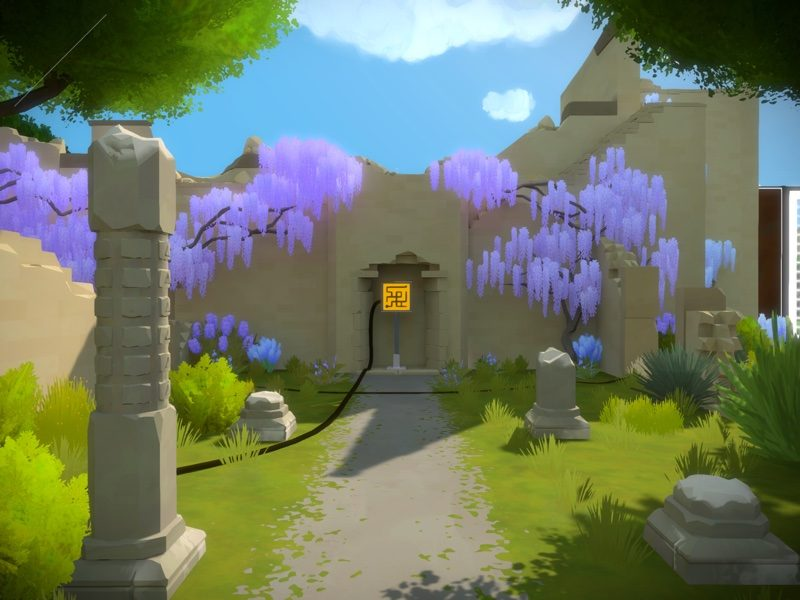 Myst-Like Puzzle Game 'The Witness' Now Available From the App Store