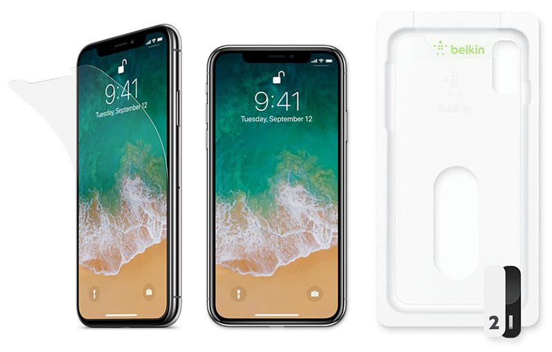 apple resumes selling belkin s invisiglass ultra screen protector for iphone x following durability improvements