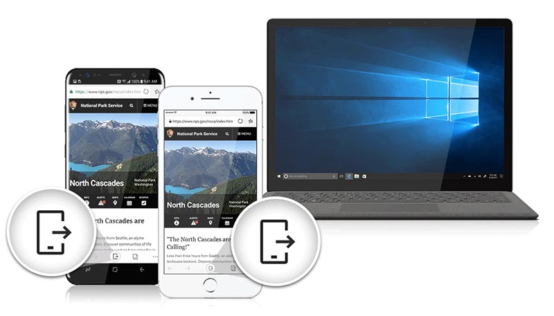 microsoft edge browser for iphone launches on app store