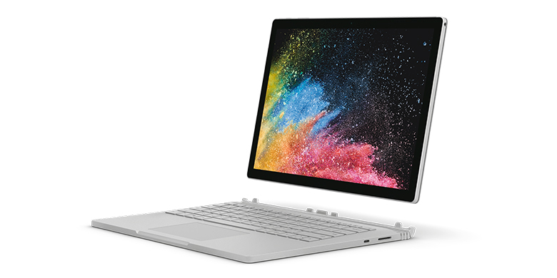 Microsoft Says Its New Surface Book 2 is Twice as Powerful ...