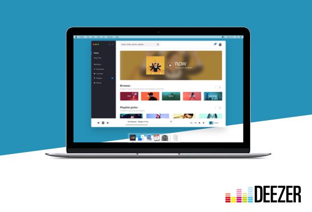deezer s new desktop app for macos lets subscribers stream lossless audio
