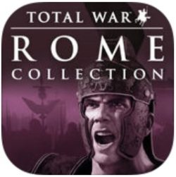 feral releases rome total war collection on ipad for 16 99