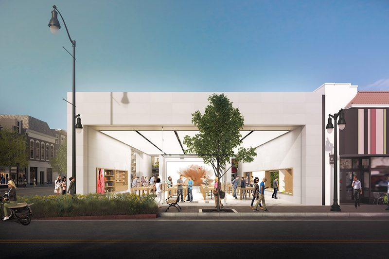 apple stores in burlingame ca and burlington ma reopen next weekend following renovations