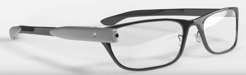 apple glasses rumors resurface as iphone supplier tapped to make parts for augmented reality product
