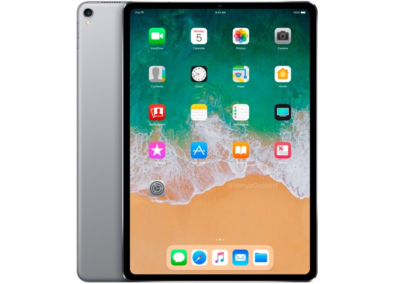 2018 ipad pro models could have very fast octa core a11x bionic chip