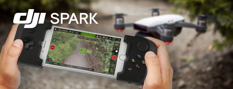 gamevice s ios gaming controller now supports sphero sprk and dji spark