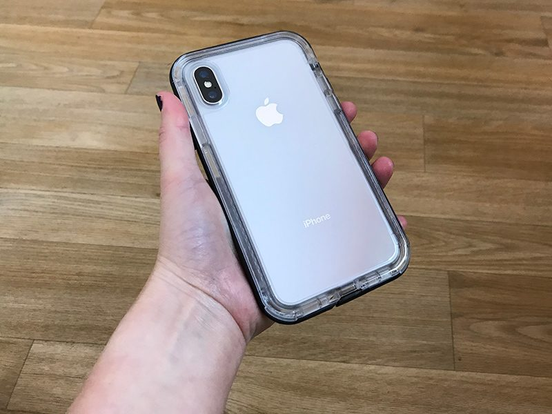 Iphone X Lifeproof Nuud