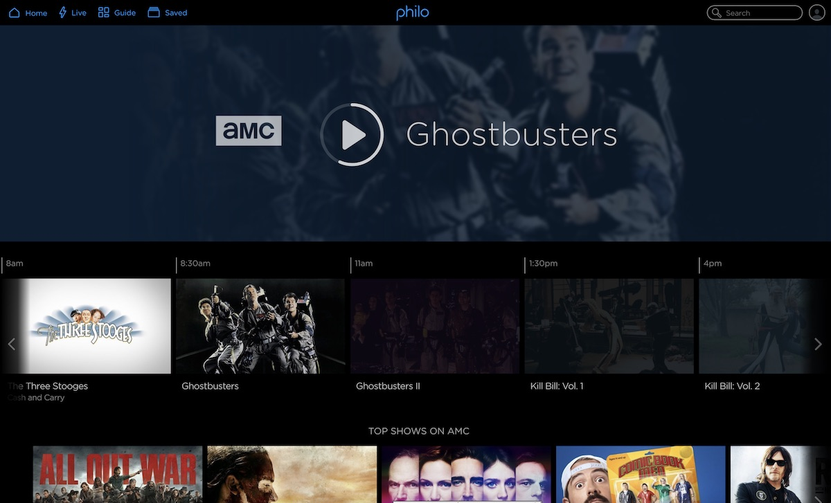new streaming tv service philo launches at 16 month for viewers not interested in sports content