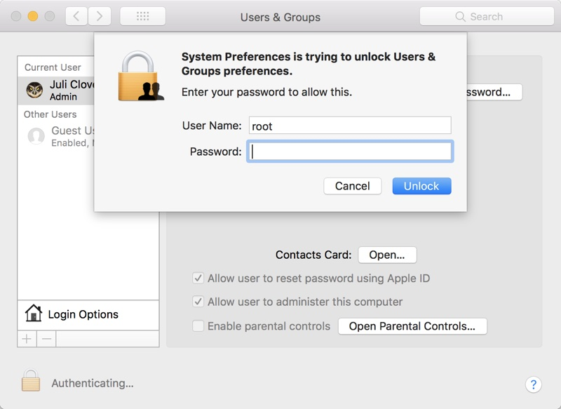 apple releases macos high sierra security update to fix root password vulnerability
