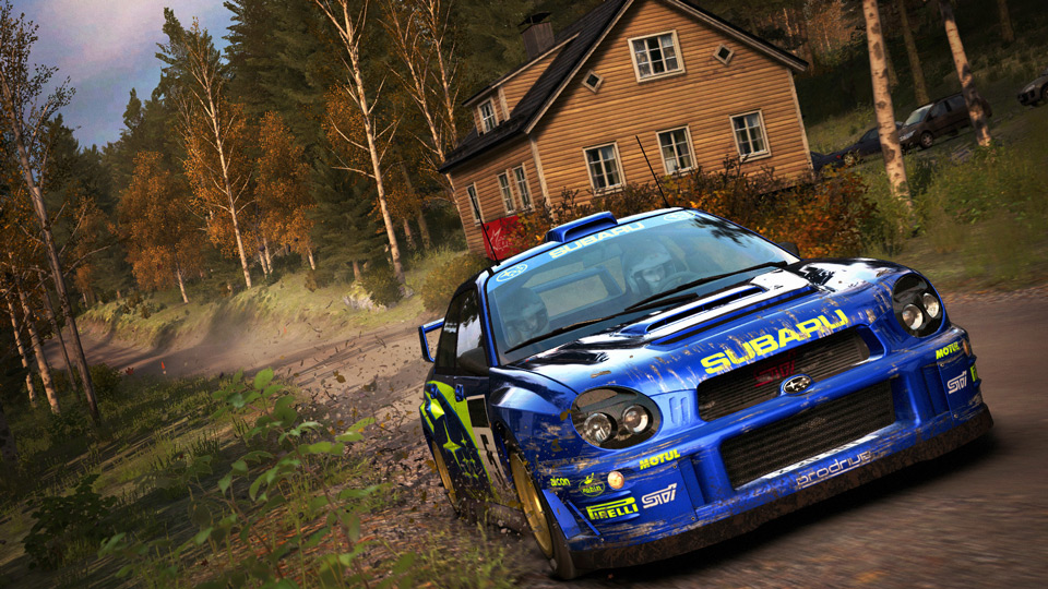 feral releases dirt rally for macos