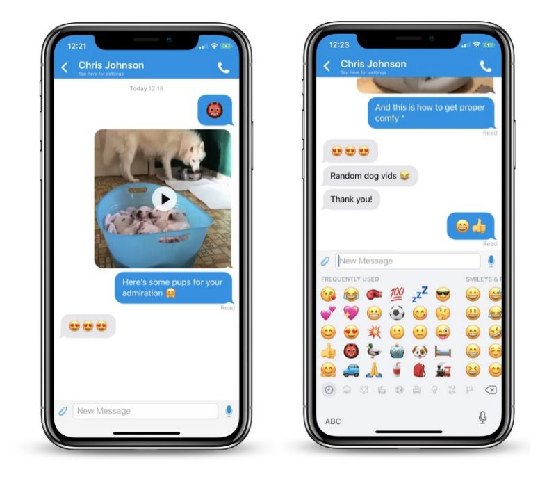 signal encrypted messenger 2 19 update finally available following app store hiccup