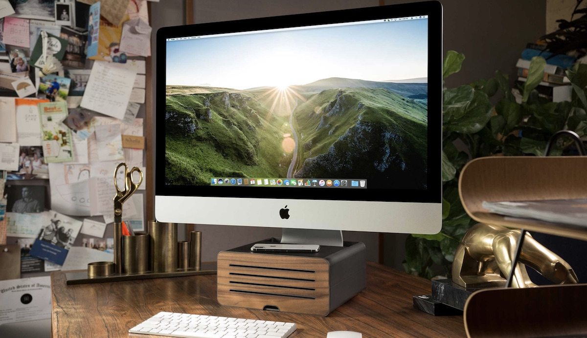 twelve south launches hirise pro for imac and imac pro
